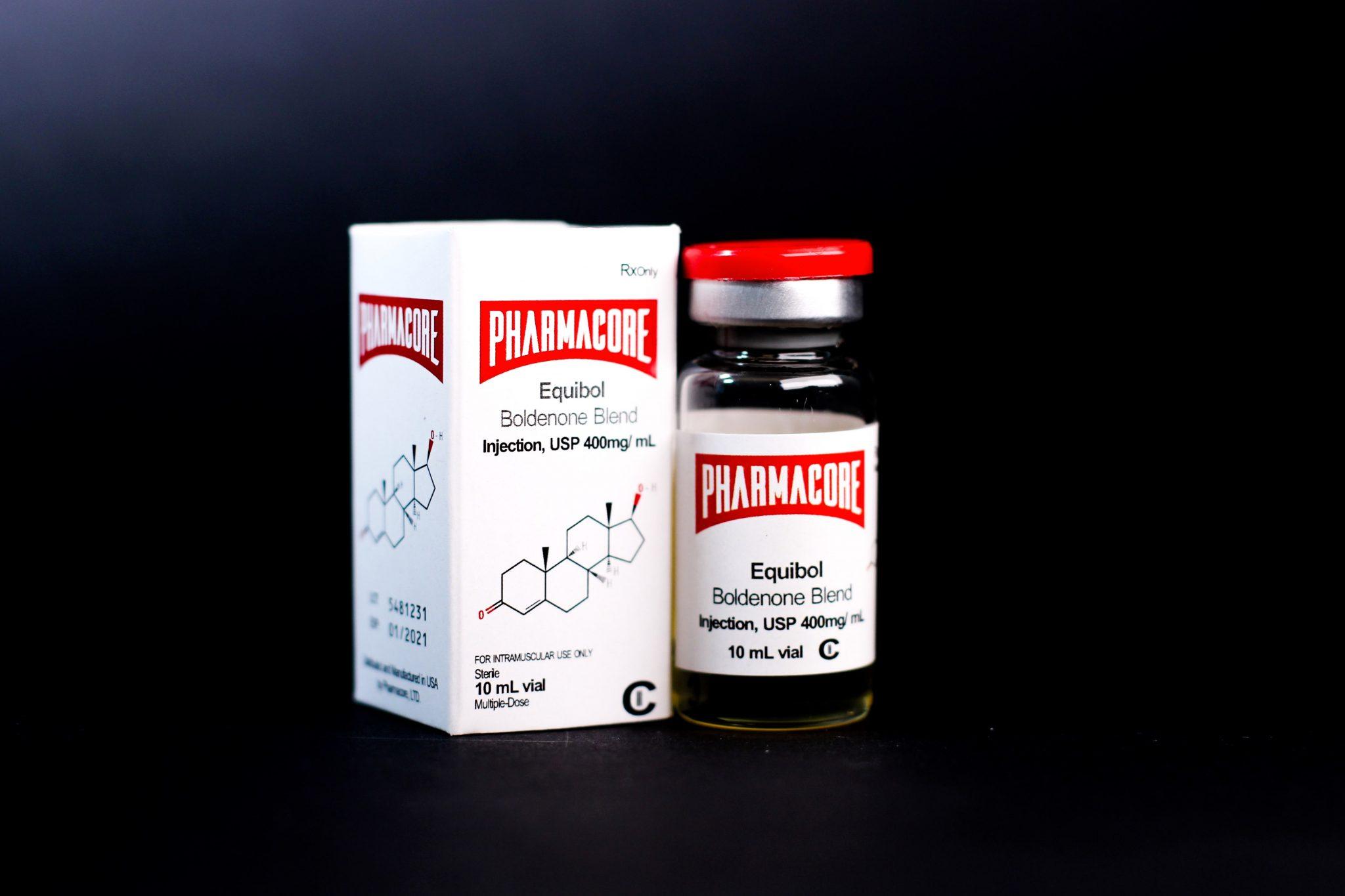 Equibol 400mg Ml Pharmacore