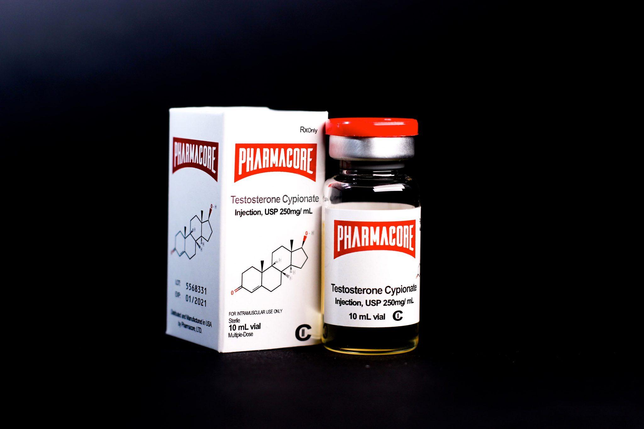 Testoterone Cypionate 250 mg/mL